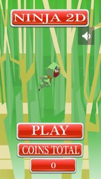 Ninja  2D screenshot 2