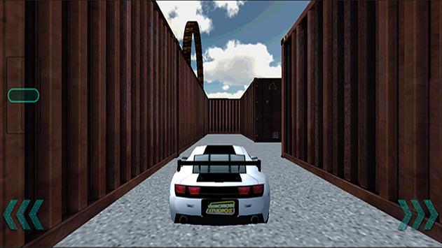 Carro Labirinto Simulator poster