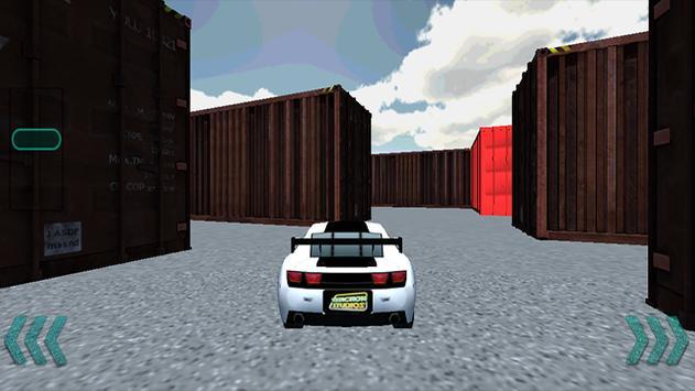 Carro Labirinto Simulator apk screenshot