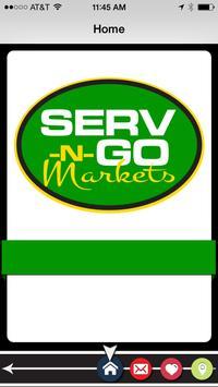 Serv-N-Go screenshot 1