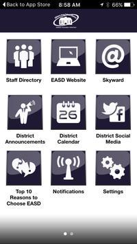 EASD Mobile App Access screenshot 1