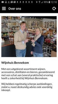 Wijnhuis Bennekom screenshot 1