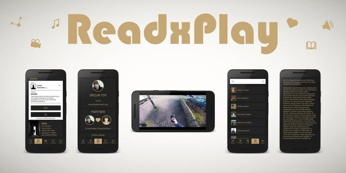 READXPLAY INTERACTIVE STORIES poster