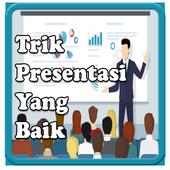 Trik Presentasi Yang Baik icon