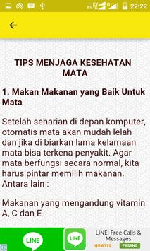 Tips Kesehatan Organ Tubuh screenshot 3