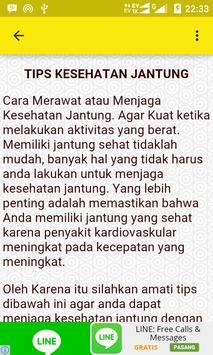 Tips Kesehatan Organ Tubuh screenshot 5