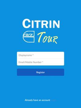 CITRIN TOUR apk screenshot