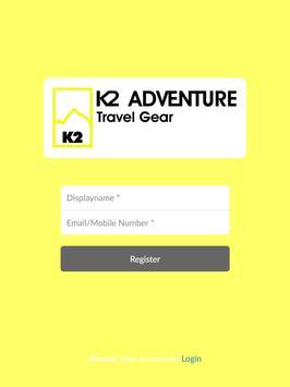 K2 ADVENTURE Shop screenshot 3