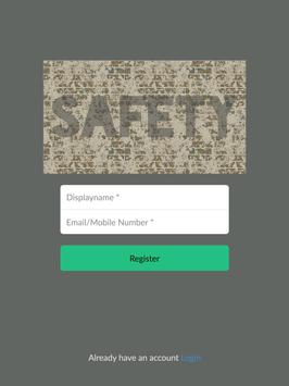 SAFETY TOUCH screenshot 4