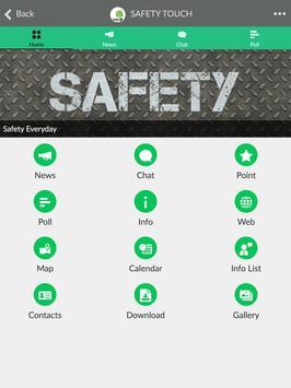 SAFETY TOUCH apk screenshot