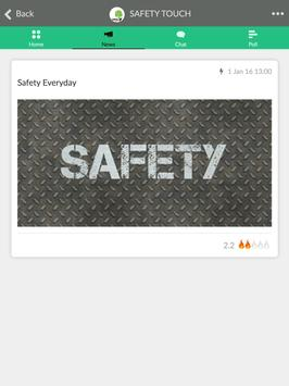SAFETY TOUCH screenshot 6