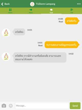 TUDorm Lampang screenshot 7
