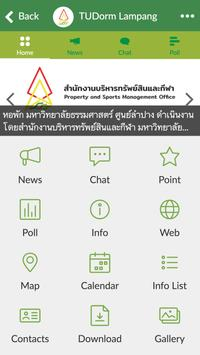 TUDorm Lampang screenshot 1