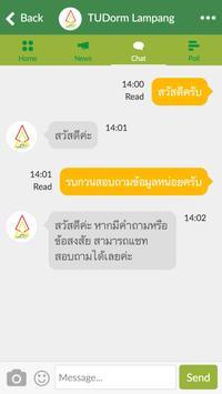 TUDorm Lampang screenshot 3