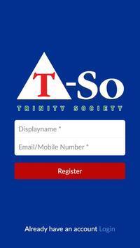 Trinity Society poster