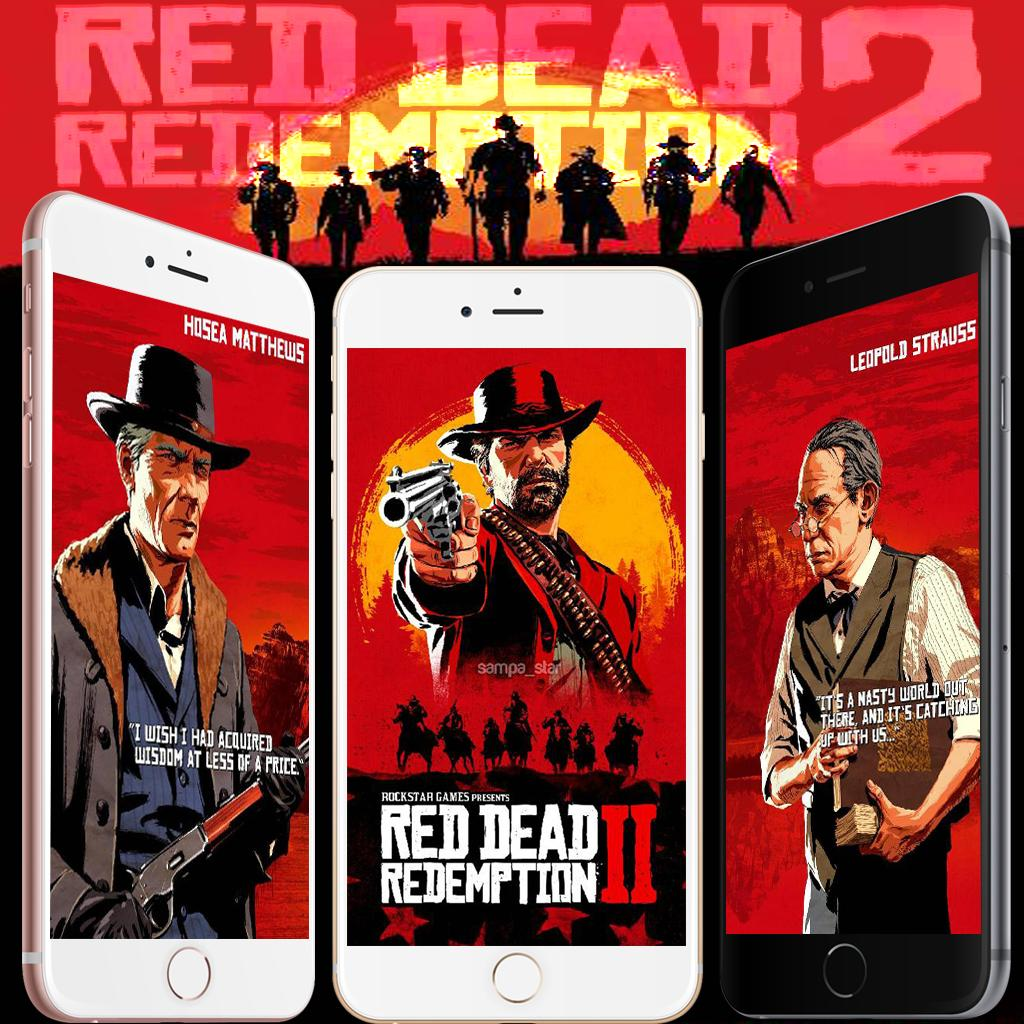 Red Dead Redemption 2 Wallpaper Hd 2018 Rdr2 Free For Android