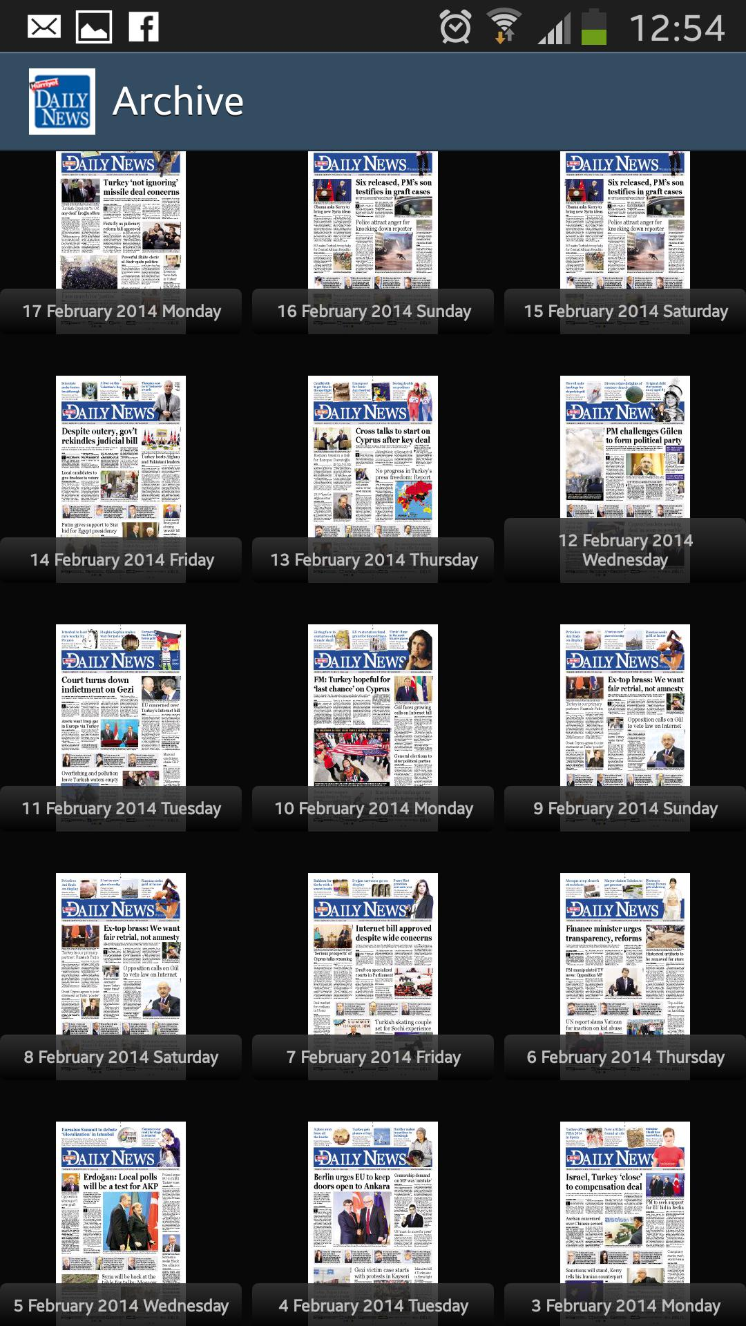 Hurriyet Daily News For Android Apk Download