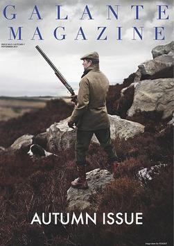 Galante Magazine poster
