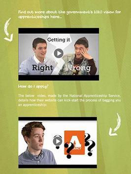 School Leavers Guide (SLG) apk screenshot