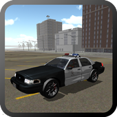 Real Cop Simulator icon