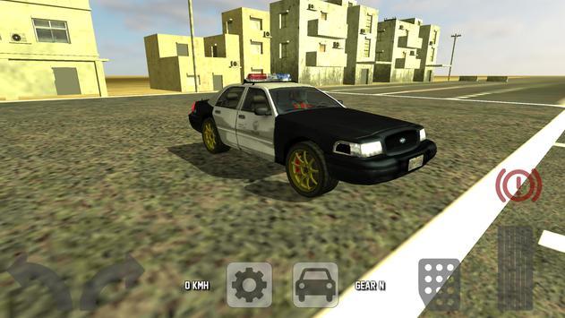 Real Cop Simulator poster