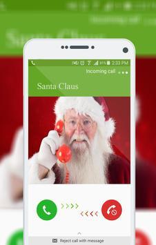 Call Santa apk screenshot