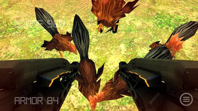 Chicken Shootout Season screenshot 1