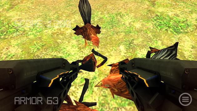 Chicken Shootout Season screenshot 2