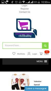 Chillbabby apk screenshot