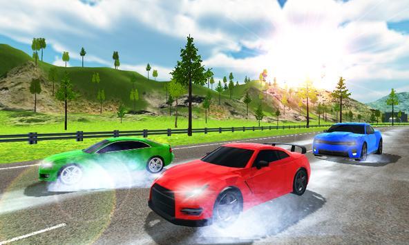 Real City Car Racing poster