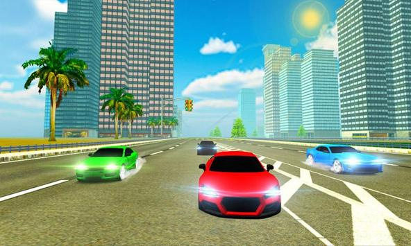 City Car: Drift Racing 2017 apk screenshot