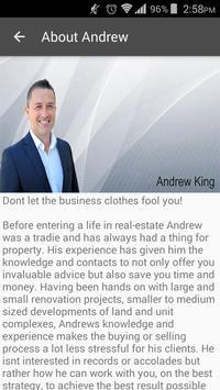 Andrew King apk screenshot