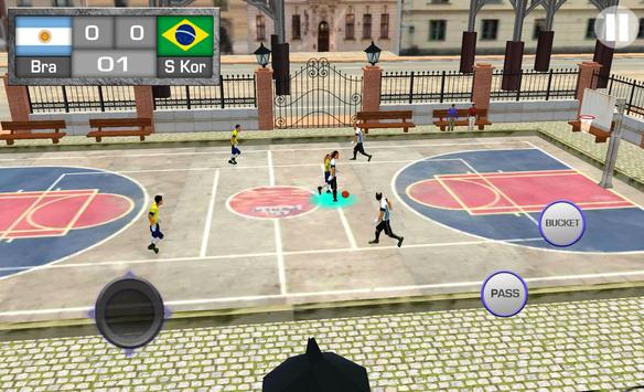 Basketball 2017 apk screenshot
