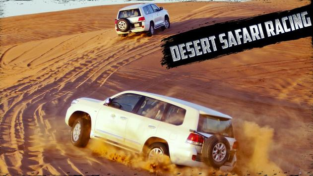 Real Desert Safari Racer apk screenshot