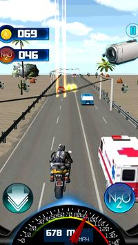 Real Fastest Bike Racing 3D screenshot 10