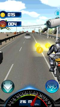 Real Fastest Bike Racing 3D screenshot 2
