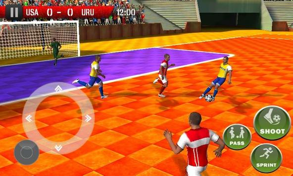 Futsal Football 3 apk screenshot