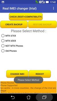 Real IMEI Changer (for MTK Phones) (ROOT required) for
