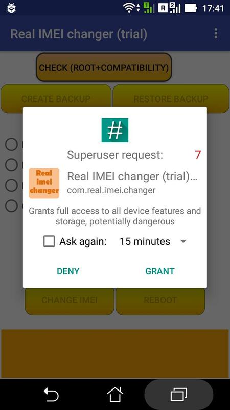 Mtk android imei changer apk