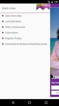 Janet McNeill apk screenshot