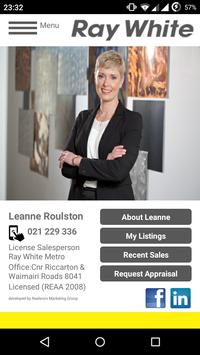 Leanne Roulston poster