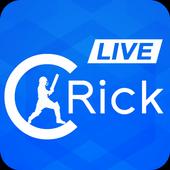 Live Crick icon