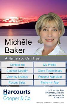 Michele  Baker screenshot 1