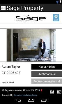 Sage Property apk screenshot