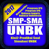 Prediction UNBK SMP SMA 2017 icon