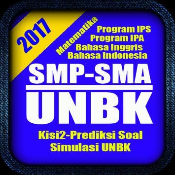 Prediction UNBK SMP SMA 2017 poster