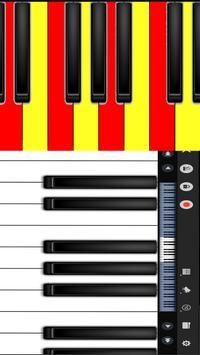 بيانو احترافي حقيقي عزف وتعلم screenshot 2