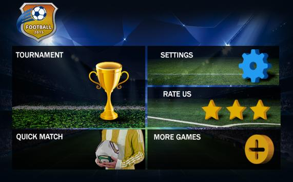 Real Football Game 2017 apk screenshot