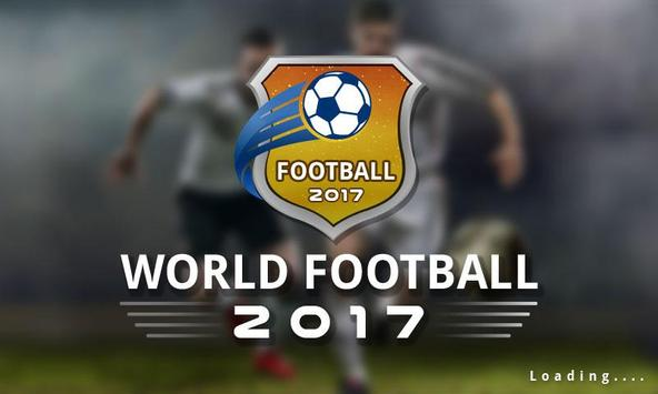 Real Football Game 2017 poster