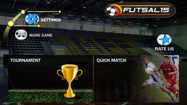Futsal Football 4 apk screenshot